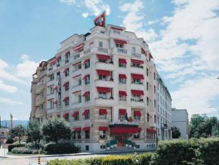 Eden Hotel Geneva