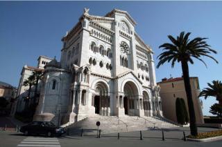 Saint Nicholas Cathedral Or Cathedral De Monaco