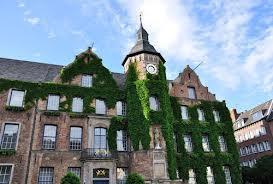 Dusseldorf City Hall