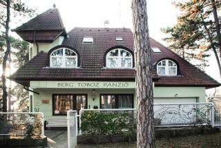 Berg Toboz Pension