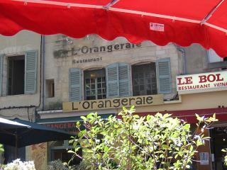 Restaurant I Orangerie