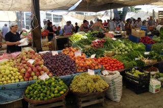 Bodrum Produce Market