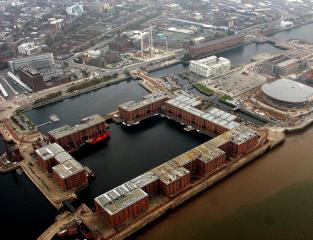 Image of Albert Dock