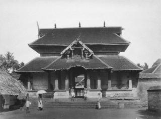 Azhinjillam Thali Temple