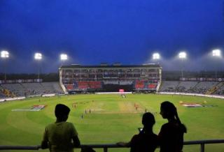 Mohali Cricket Ground