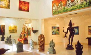Poompuhar Art Gallery