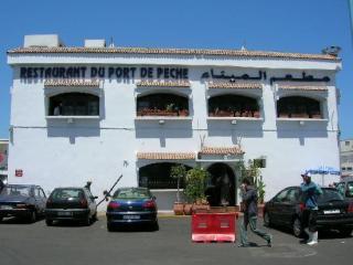 Restaurant Du Port De Peche