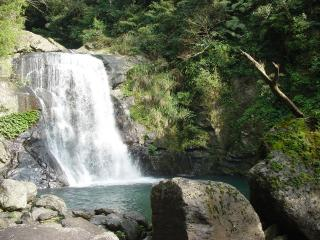 Wulai Waterfall