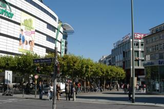 Zeil Shopping Street