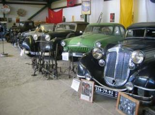 Lomokov Automobile And Motorcycle Museum