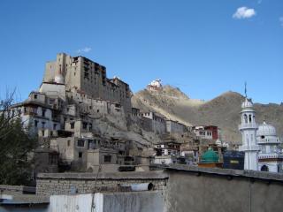 leh palace or stok palace