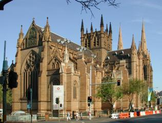 saint marys cathedral