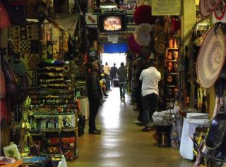 Rooftop Market Or Rosebank Flea Market