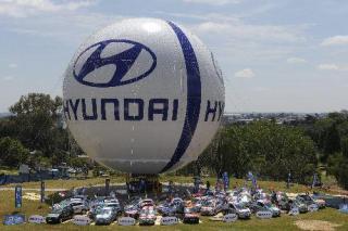 hyundai balloon at montecasino