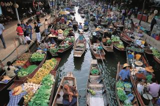 Pattaya Floating Market