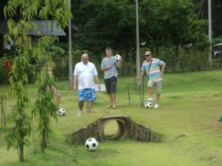 Football Crazy Golf