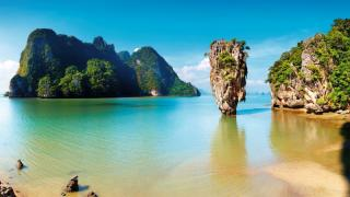 Khao Phing Kan Island Or James Bond Island