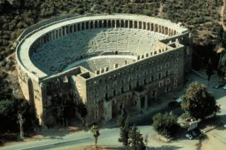 ancient city of aspendos