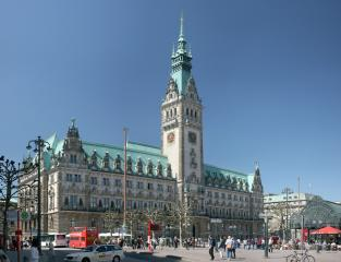 Town Hall Or Rathaus