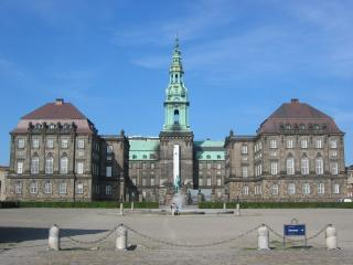 Christainborg Palace