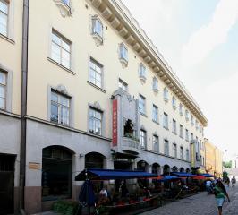 Helsinki City Museum Or Helsingin Kaupunginmuseo