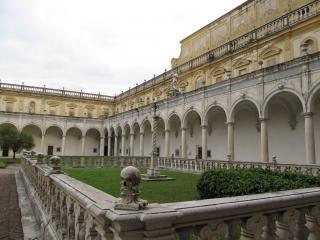 Certosa Di San Martino Or Museum And Monastery Of San Martino