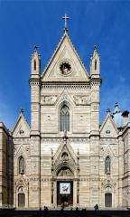 Duomo Cathedral Or Cathedral Of San Gennaro