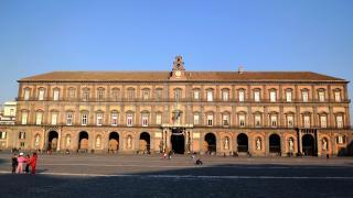 Royal Palace Or Palazzo Reale