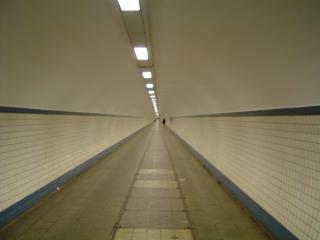 St Anna Tunnel