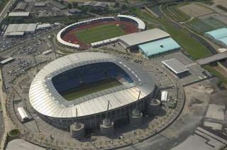 City Of Manchester Stadium Or Etihad Stadium