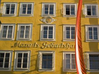 Mozarts Birthplace