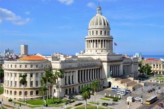 El Capitolio Havana Or National Capitol Building