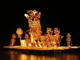 Gold Museum Or Museo Del Oro