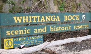 Whitianga Rock