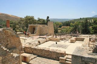 Palace Of Knosos
