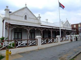 Paul Kruger House