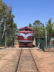 Old Ghan Heritage Railway And Museum