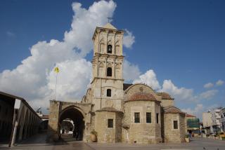 Ayios Lazarus - Church Of Saint Lazarus