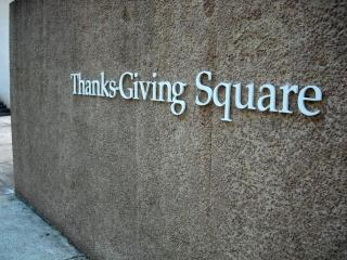 Thanks-giving Square