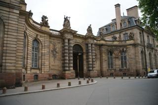 Palais De Rohan, Palais Rohan