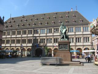place gutenberg, parking gutemberg