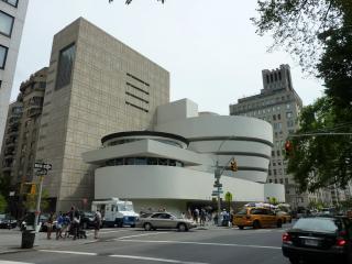 Solomon R Guggenheim Museum