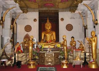 Sri Dalada International Buddhism Museum
