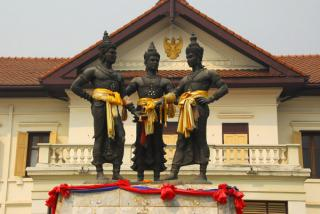 The Three Kings Monument