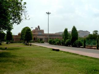 Sardar Government Museum And Umed Gardens