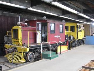 Image of Winnipeg Railway Museum