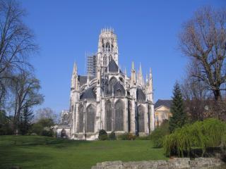 St Ouen's Abbey