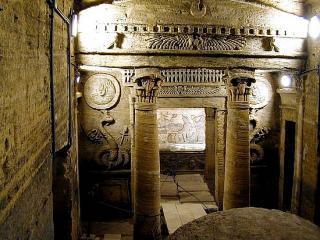 Catacombs Of Kom-ash Suqqafa
