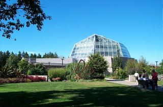 Image of Niagara Parks Butterfly Conservatory