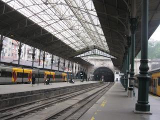 Rail Station Sao Bento